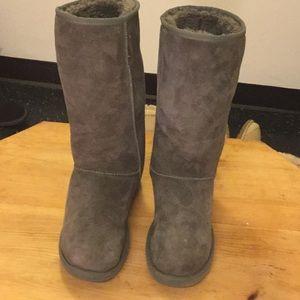 Australia ugg tall sz8 boots women's 5815 Used